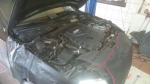 Audi montaż LPG