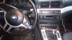 BMW centralka LPG