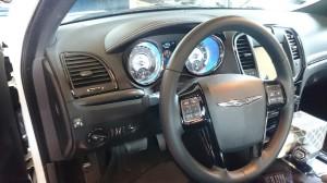 Chrysler 300 centralka LPG