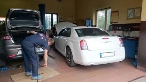 Chrysler  Montaz LPG