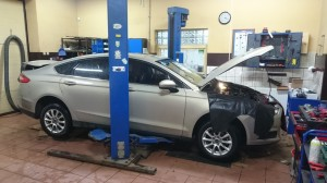 Ford Fusion montaż LPG