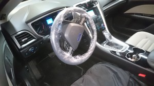 Ford Fusion Montaż instalcji  gazowej
