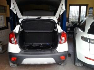 Opel montaż zbiornika gazowego