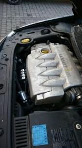 Renault Megane montaż LPG silnik