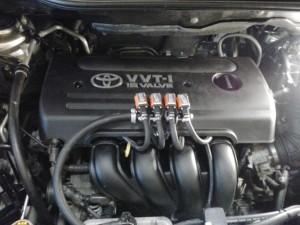 Toyota  Corolla wtryskiwacze LPG
